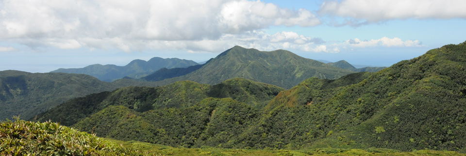 Parc National de la Guadelope